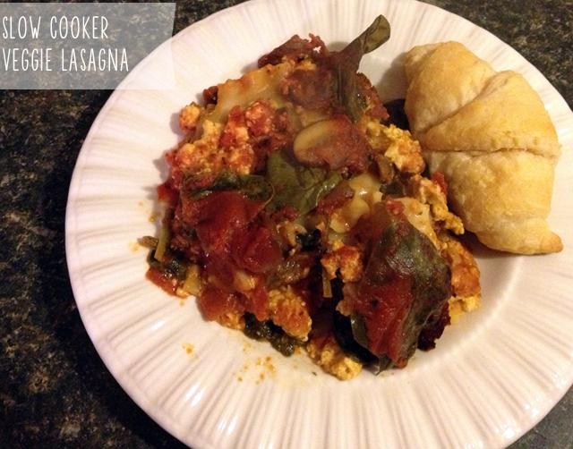 slow-cooker-veggie-lasagna