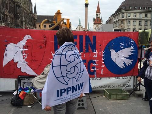 Hiroshima-Tag 2016 in München