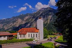 Eingehüllte Kirche