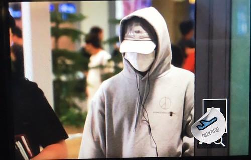 BIGBANG arrival Seoul ICN from Macau 2016-09-05 (25)