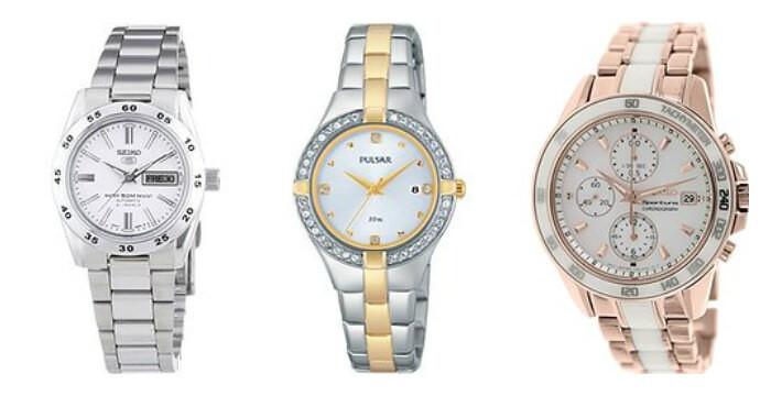 Relojes Seiko para Mujer