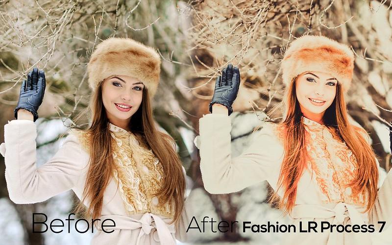 Fashion LR Presets 7