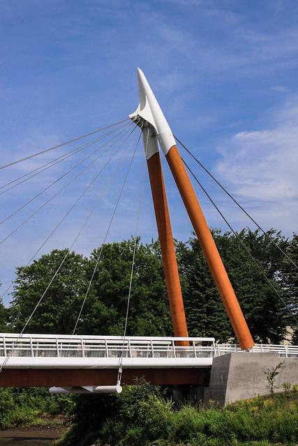 Le nouveau pont