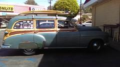 1950 Chevy surfin' wagon