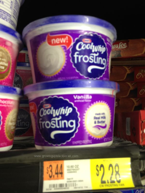 Cool Whip Frosting Everyday Occasions