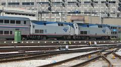 Amtrak 14th Street Coach Yard