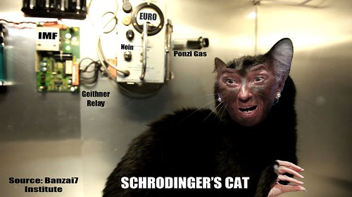 SCHRODINGER'S CAT by Colonel Flick