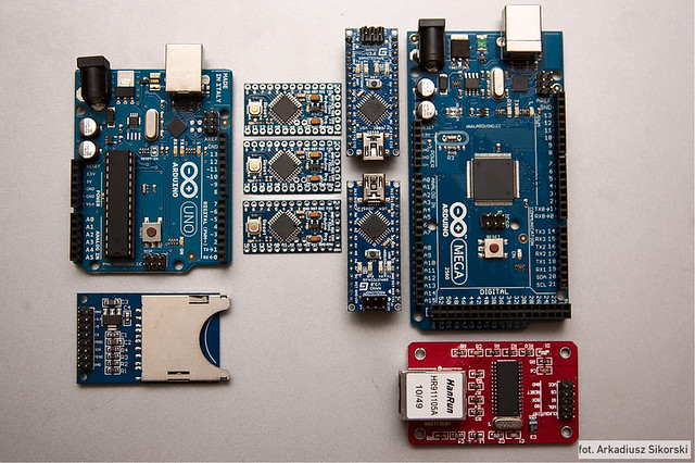 Arduinos, Arduinos, Arduinos... where to start?!