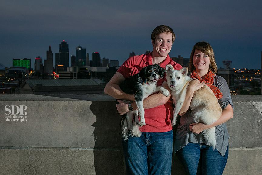 Kansas City couples photography