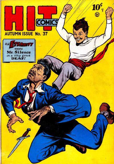 Hit Comics #37