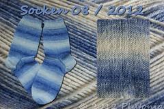 Socken Nummer 08/2012