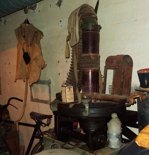 musée seconde guerre mondiale, la rochelle, objets