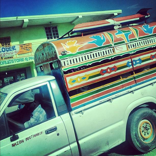 Tap Tap #haiti #portauprince