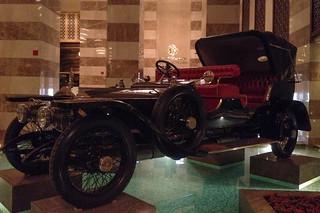 Rolls Royce Silver Ghost década 1910  | St. Regis Doha Luxury oldcar | 121003-0721-jikatu