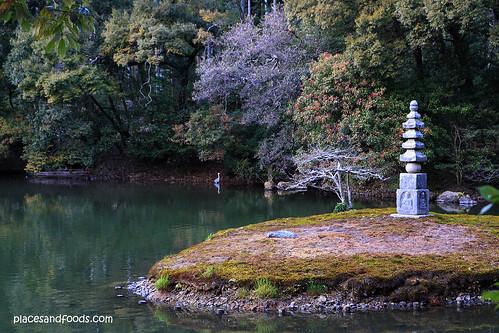 Kinkaku-ji 金閣寺 Golden Pavilion lake