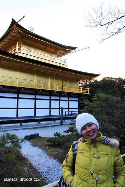 Kinkaku-ji 金閣寺 Golden Pavilion rachel