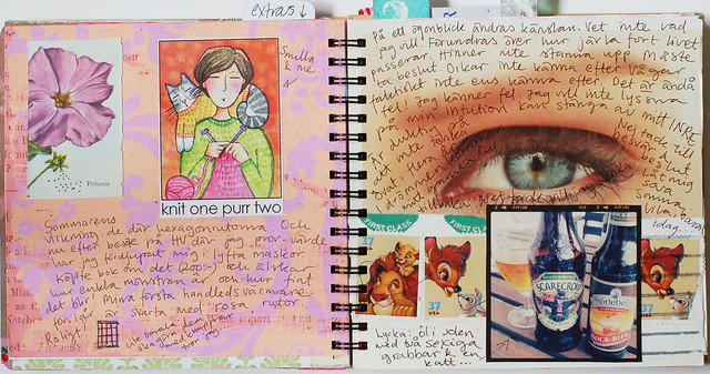 Smart Journal #1 Eye see