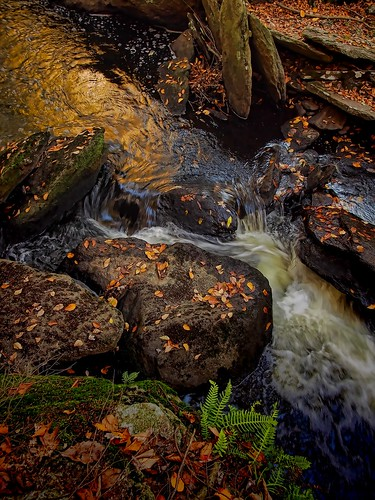river stream flow water cascade connecticut