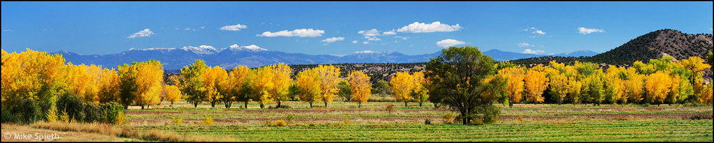 Abiquiu Autumn Panorama