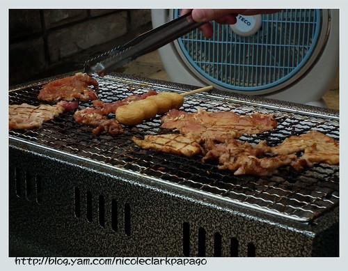 十個月全記錄_中秋節烤肉