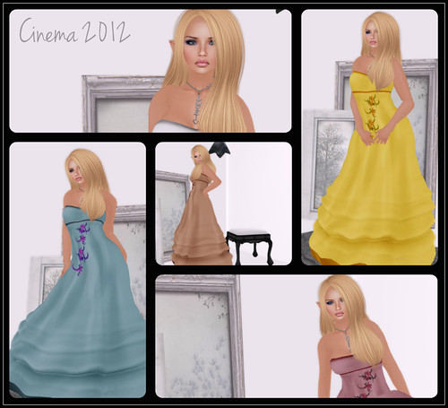 A few items from, Cinema 2012