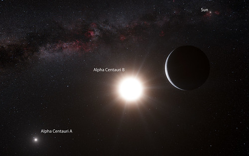 Sistema Alpha Centauri