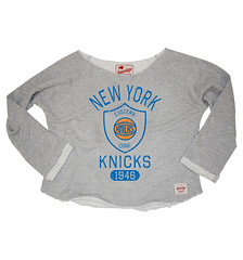New York Knicks YOLO Andrews Sweatshirt By Sportiqe
