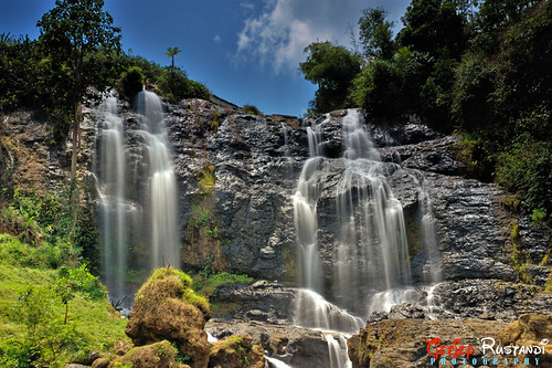 """Waterfall of Cikondang"""