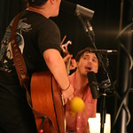 Shovels and Rope at Electric Lady Studios for WFUV