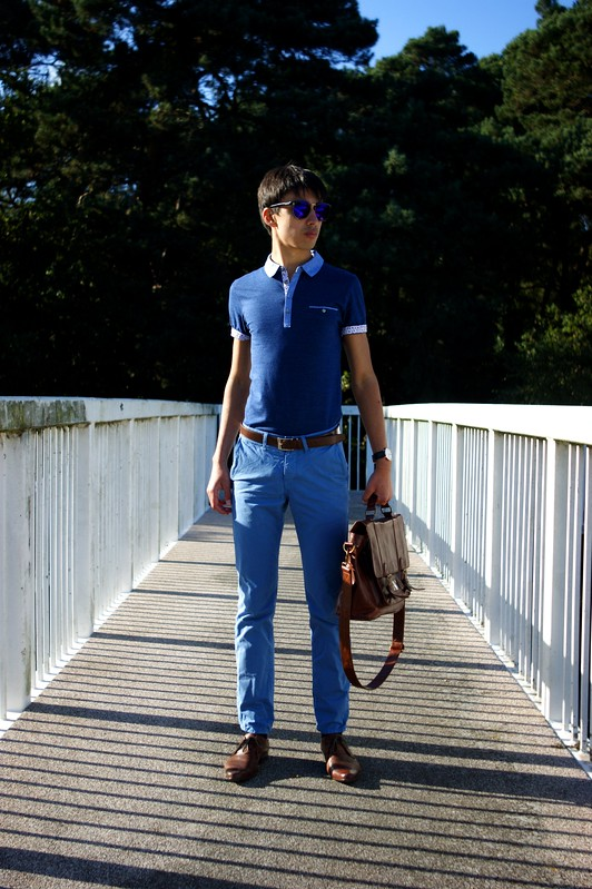 16-10-2012 blue outfit 1