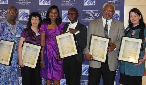Nhlanhla Maake, Finuala Dowling, Koo Govender, Takalani Mbedzi, Herbert Lentsoane and Sonja Loots