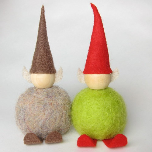 Iron Craft Challenge #21 - Felt Elf