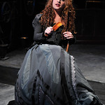 Alessandra Vaganek appearing in the SpeakEasy Stage Company production of Bloody Bloody Andrew Jackson, running Oct. 19 - Nov. 17 at the Stanford Calderwood Pavilion at the Boston Center for the Arts, 527 Tremont Street in Boston's South End. Tix/Info: 617-933-8600 or www.SpeakEasyStage.com. Photo: Craig Bailey / Perspective Photo