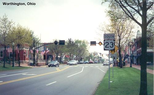 Worthington OH