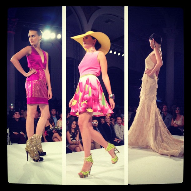Glamour and Parisian Chic combined @AlexisMonsanto @StyleFW #LAFW @TheLAFashion