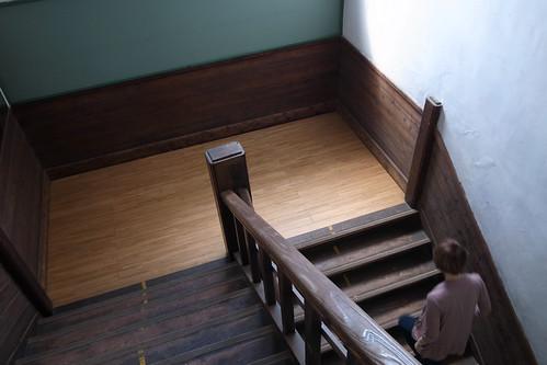 木造校舎の思い出