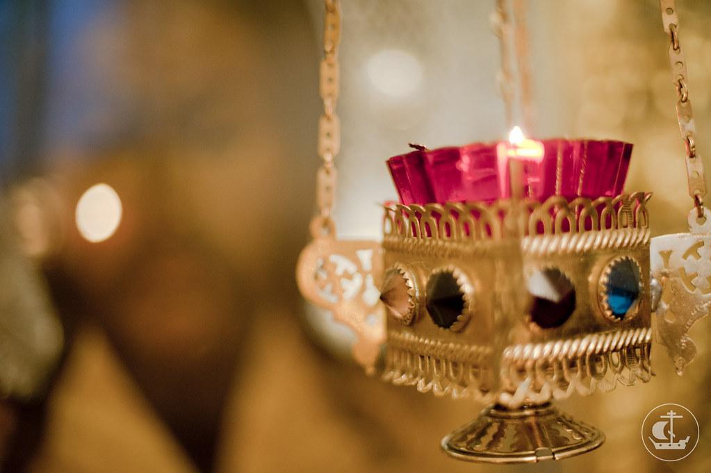 20 октября 2012, Всенощное бдение накануне Недели 20-ой по Пятидесятнице