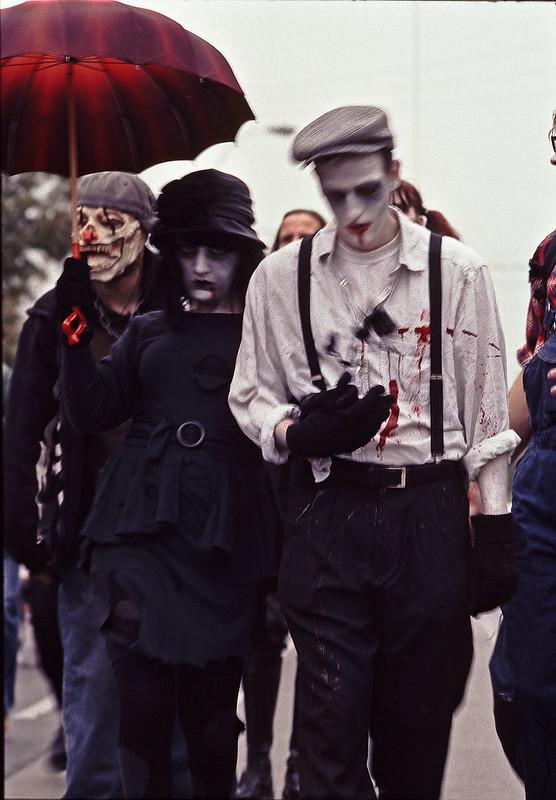 """""""Nosotros somos la gente"""" (in Kodachrome 64)"""