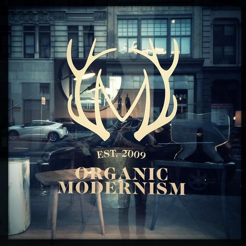 Organic Modernism • #furniture #soho #nyc •