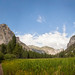 Zumwalt Meadow Panorama, Kings Canyon National Park