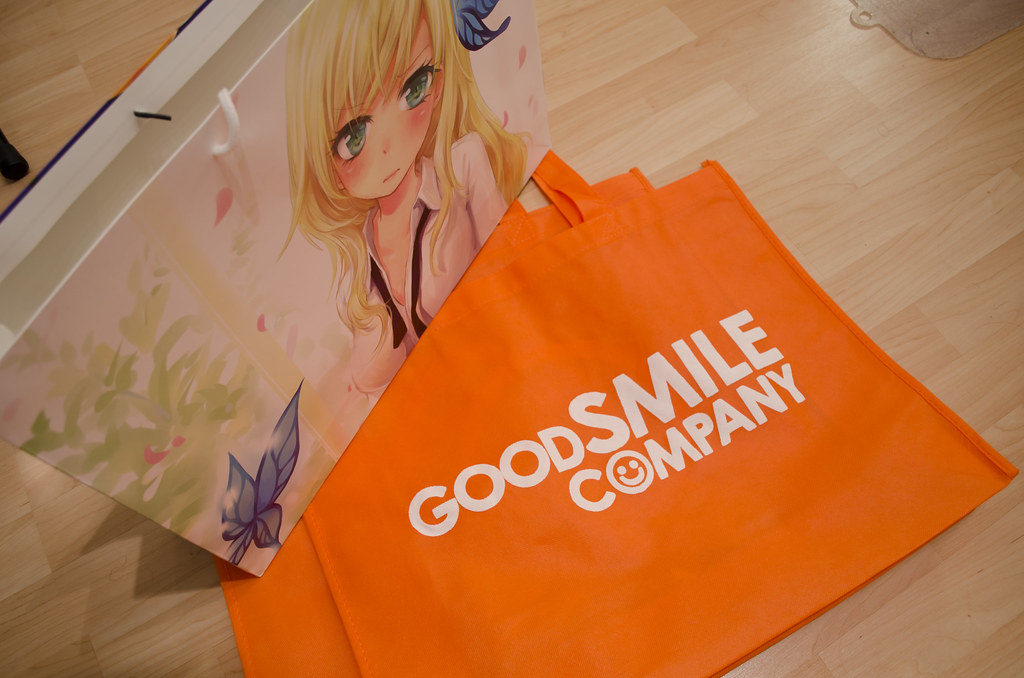 Goodsmile Company Bags