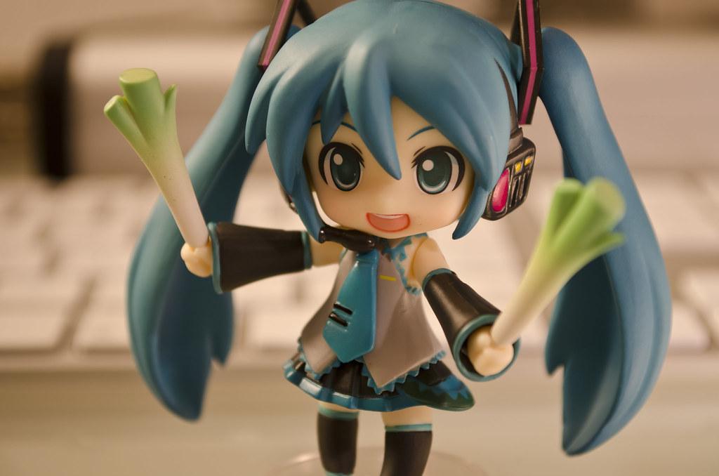 Nendoroid Petite Miku
