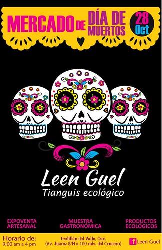 Leen Guel: Mercado de Dia de Muertos 2012