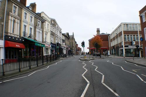 Jewry Street, Winchester
