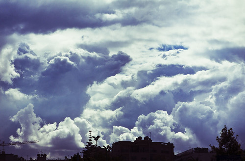 The clouds of  casablanca.. by Ahmed.Sbai Photography