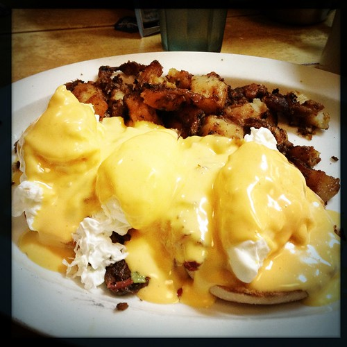day295: Irish Benedict