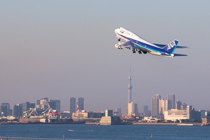 Boeing747-400D(HANEDA,TOKYO)