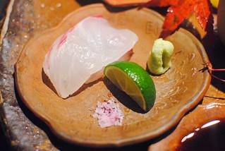 """Sashimi"" Dish RyuGin Style"