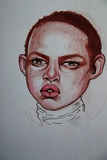 Sketch of a model