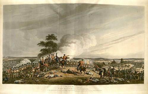 Battle of Waterloo photo